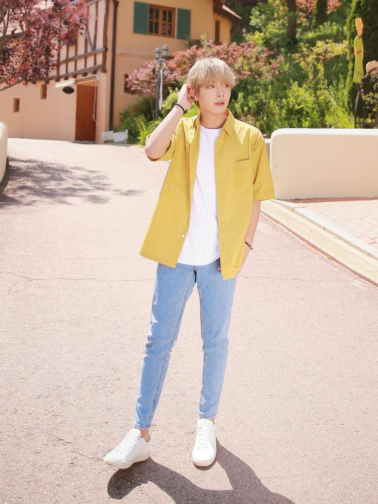 メンズ韓国ファッションブランドFitUs